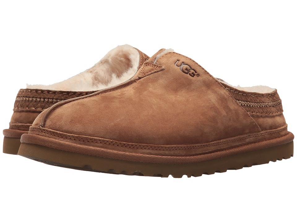 UGG - Neuman (Chestnut) Mens Clog Shoes