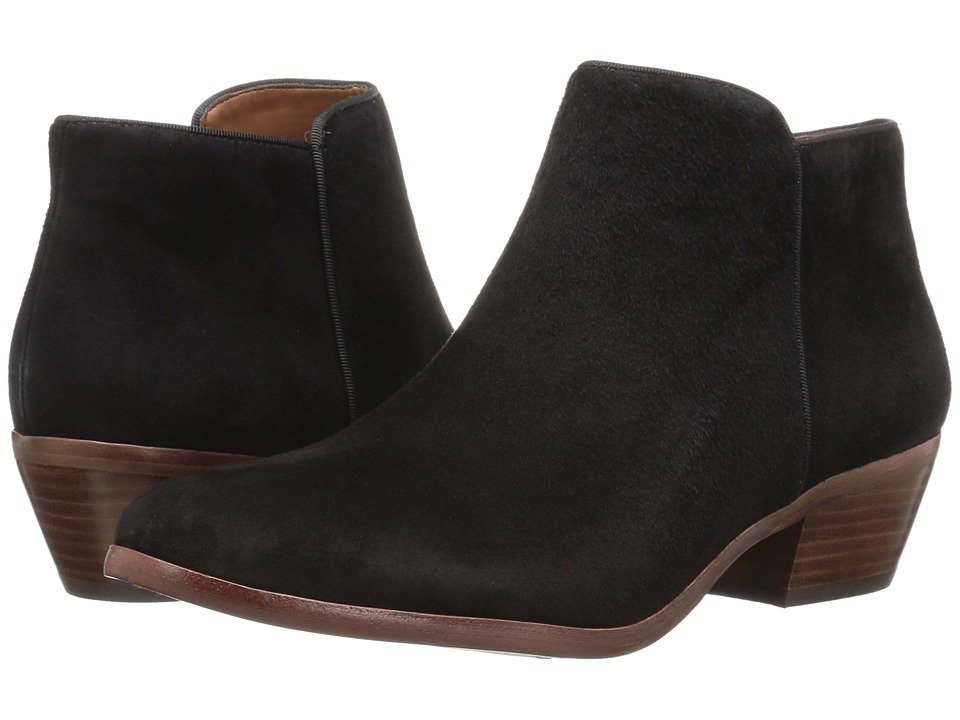 Sam Edelman Petty (Black Suede) Women's Shoes