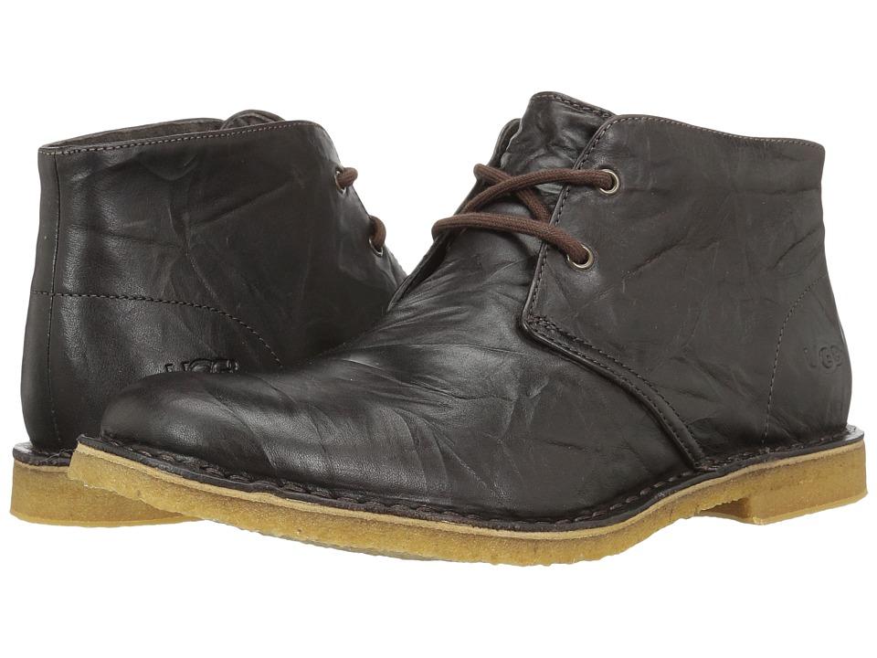 UGG Leighton (Chocolate Leather) Men