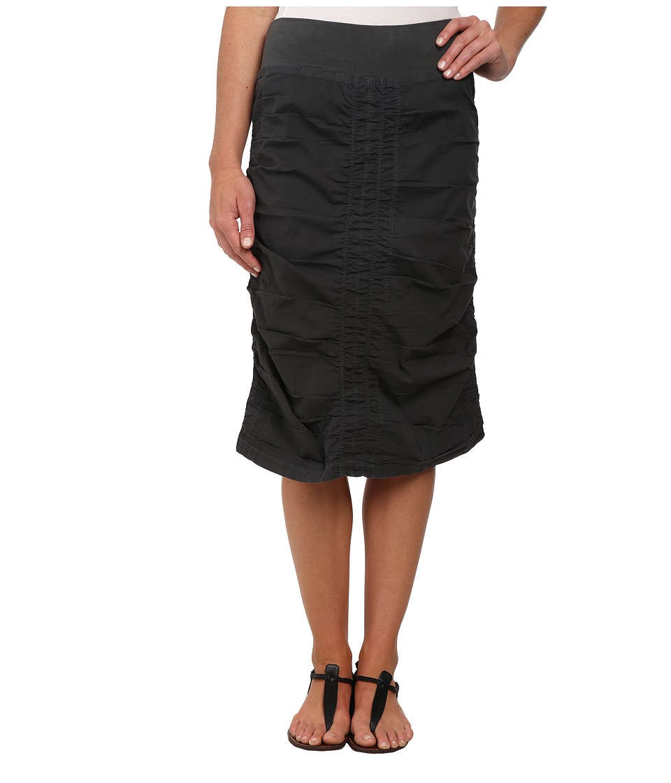 XCVI - Trace Back Skirt (Black) Womens Skirt