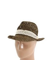 San Diego Hat Company - RHF6108 Raffia Fedora