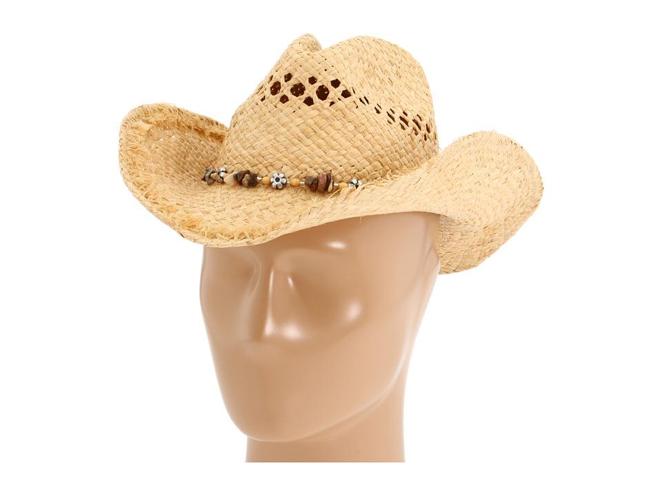 MampF Western 71044 Bead/Flower Cowboy Hats