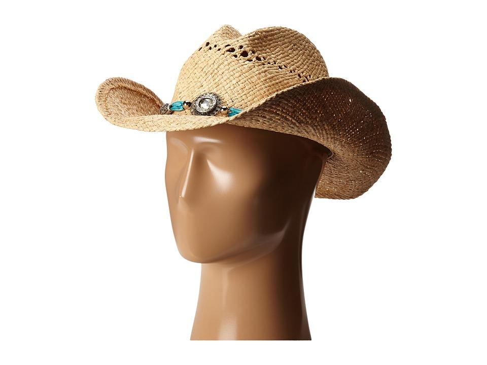 MampF Western 71040 Bead/Crystal Cowboy Hats