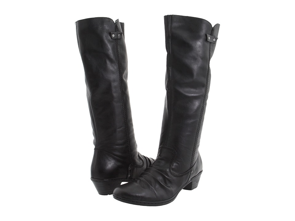 Rieker - 76953 Lynn 53 (Black) Women