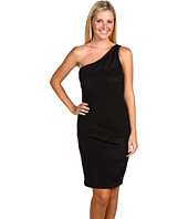 Nicole Miller - Stretch CDC and GGT One Shoulder Dress