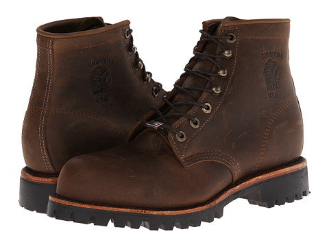 Chippewa Apache Steel Toe Lace Up