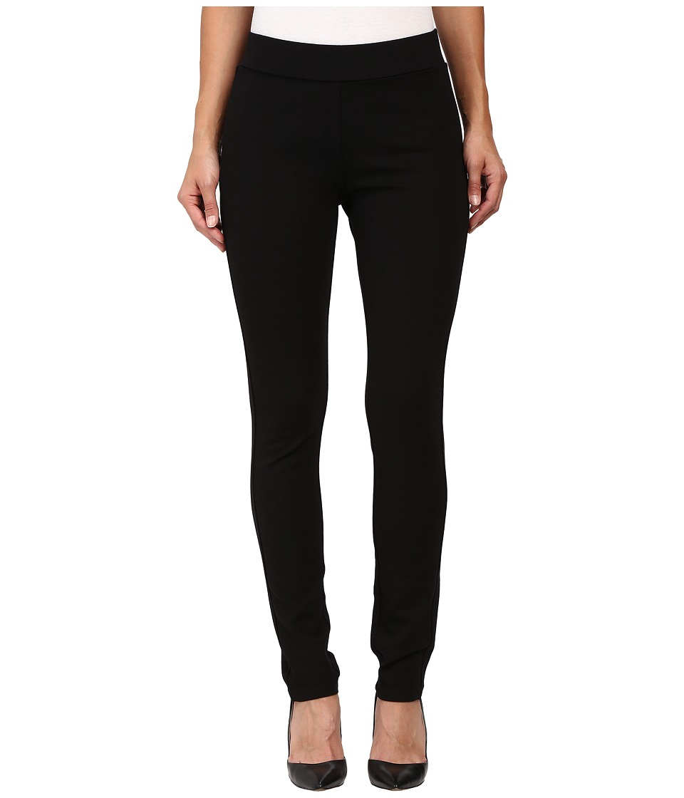 NYDJ - Jodie Pull-On Ponte Knit Legging (Black) Womens Casual Pants