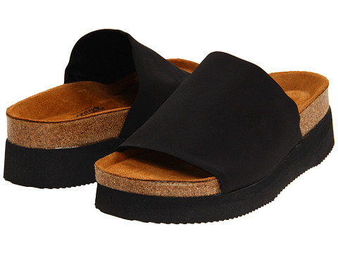 Naot Footwear Tampa - Black Stretch