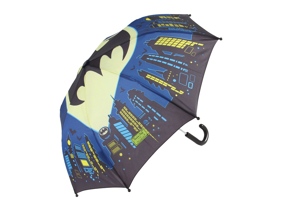 Western Chief Kids Batman Umbrella Navy Umbrella