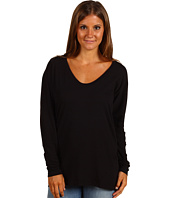 C&C California - Twist Long Sleeve Dolman Top