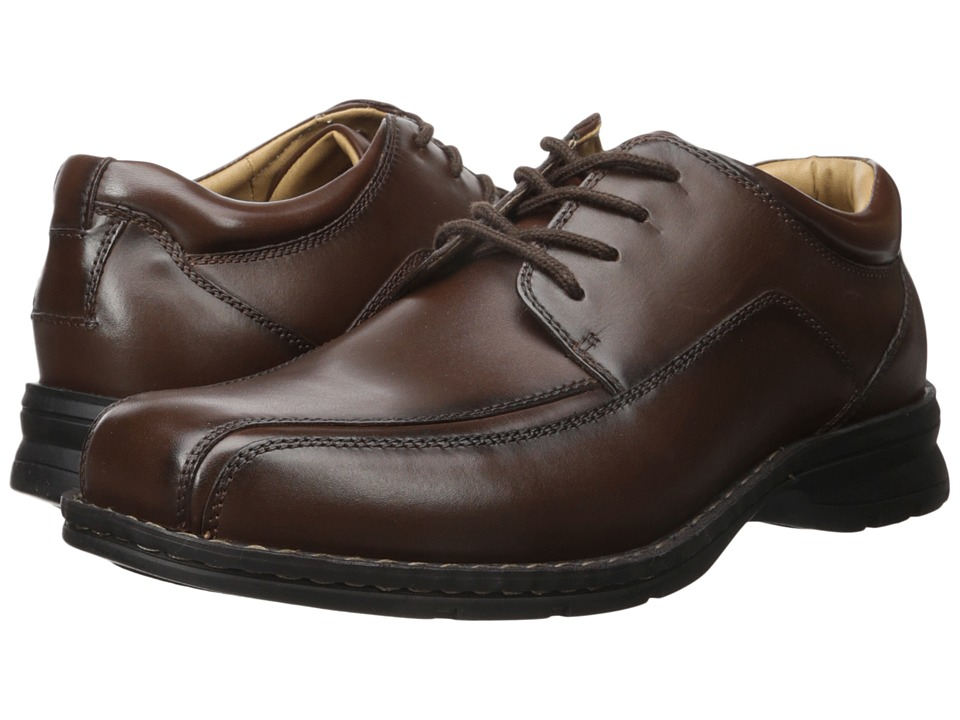 Dockers Trustee (Dark Tan Leather) Men