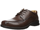 Dockers Trustee (Dark Tan Leather)