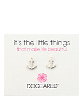 Dogeared Jewels - It's The Little Things Anchor Studs