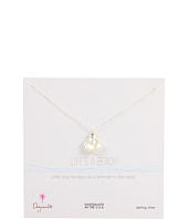Dogeared Jewels - Life's A Beach Keshi Pearl Necklace