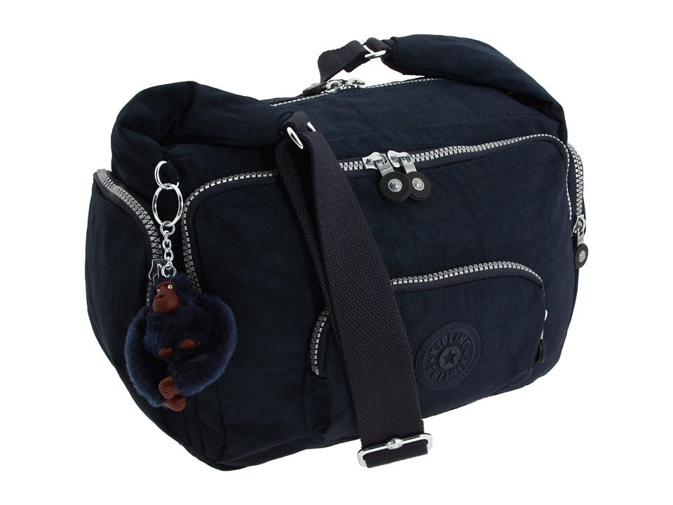 Kipling - Erica Cross Body Bag (True Blue) Cross Body Handbags