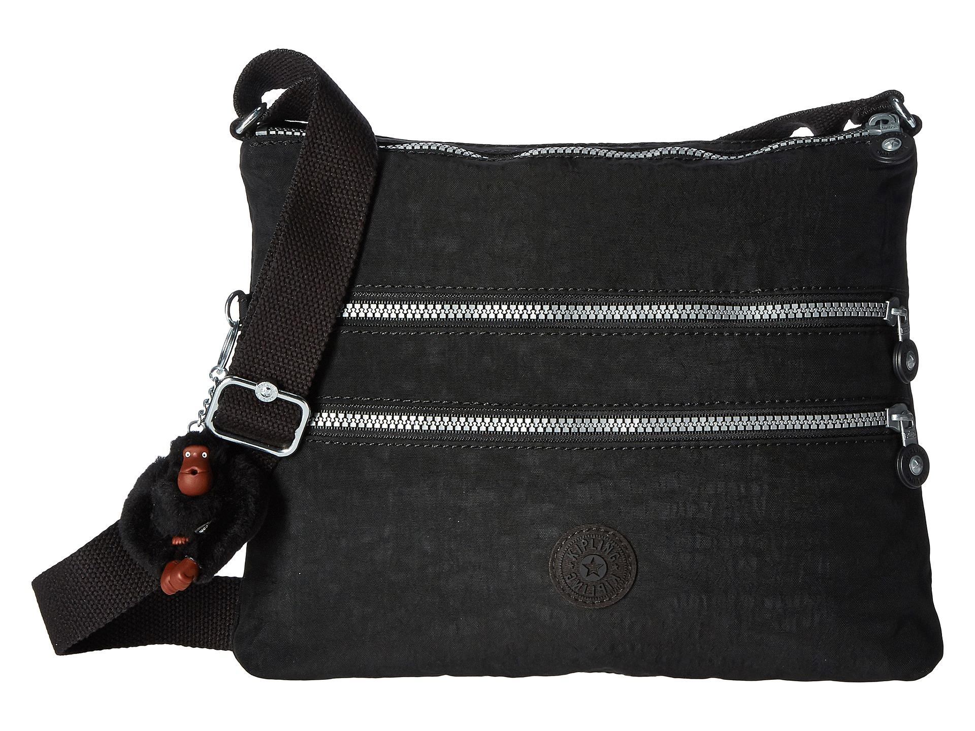 Kipling Alvar Shoulder Cross Body Travel Bag Shipped