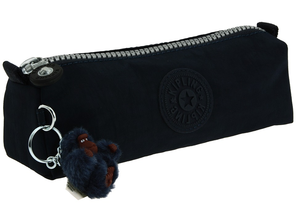 Kipling - Fabian Cosmetic Bag / Pen Case (True Blue) Cosmetic Case