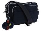 Kipling Multiple Belt Crossbody Bag (True Blue)