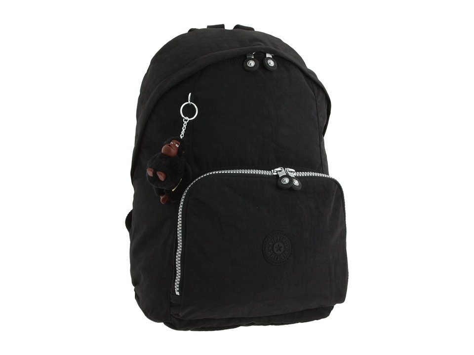Kipling Ridge Backpack Black Backpack Bags