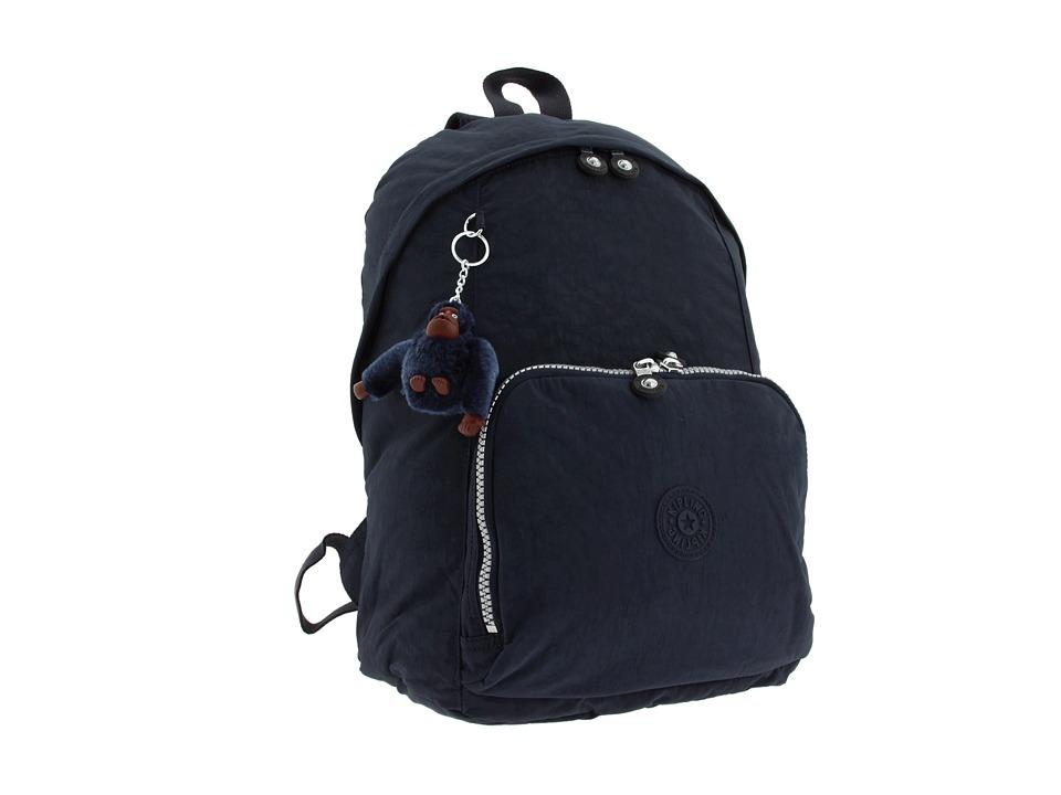 Kipling Ridge Backpack True Blue Backpack Bags