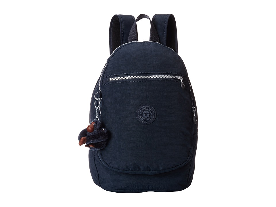 Kipling - Challenger II Backpack (True Blue) Backpack Bags