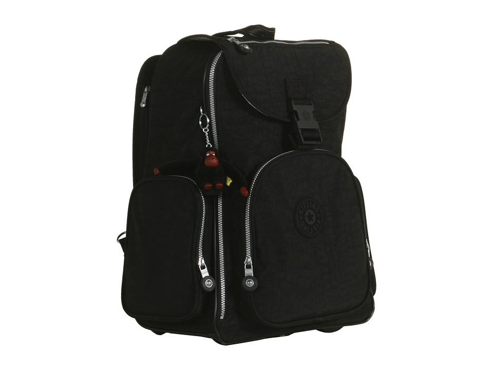 Kipling Alcatraz II Backpack With Laptop Protection Black Backpack Bags