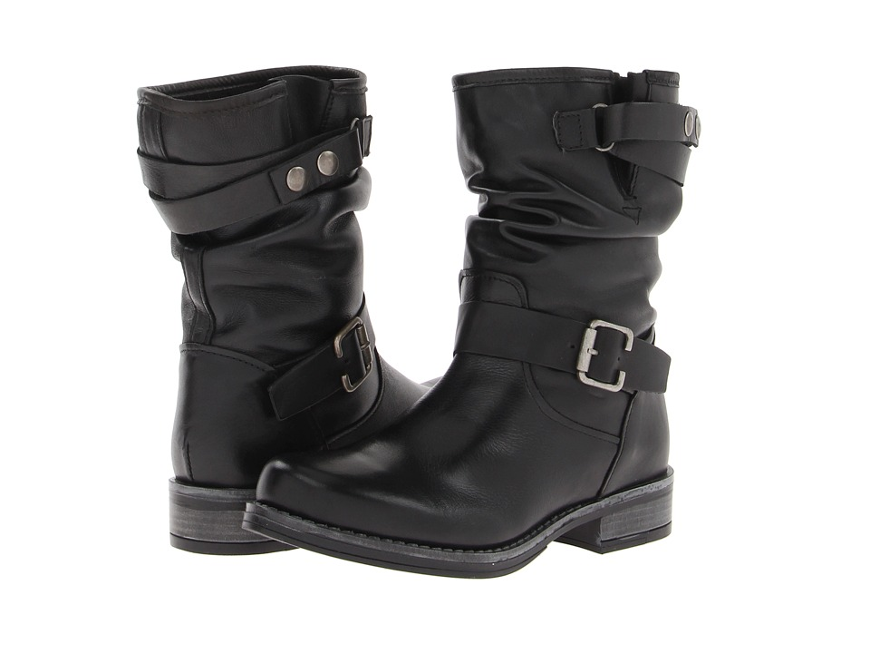 Eric Michael Laguna (Black) Women's Pull-on Boots