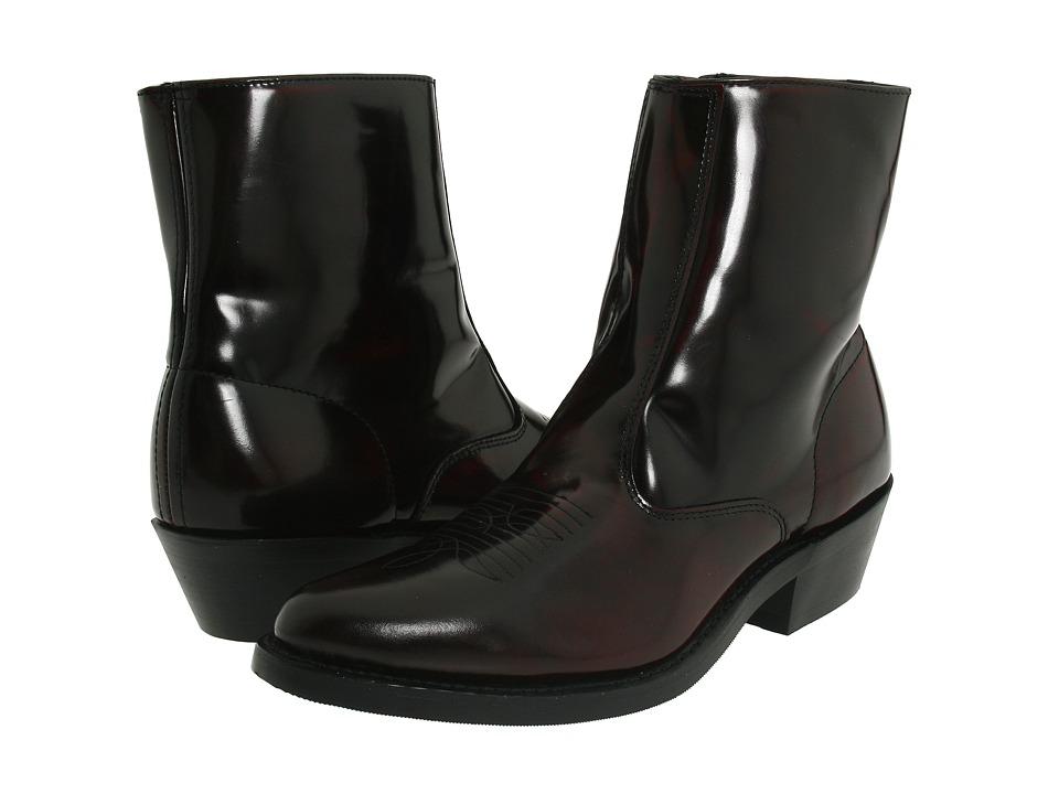 Laredo Long Haul (Burnt Apple) Cowboy Boots