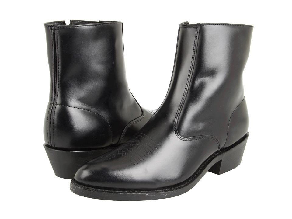 Laredo Long Haul (Black) Cowboy Boots