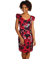 Anne Klein - Floral Printed Soft Dress