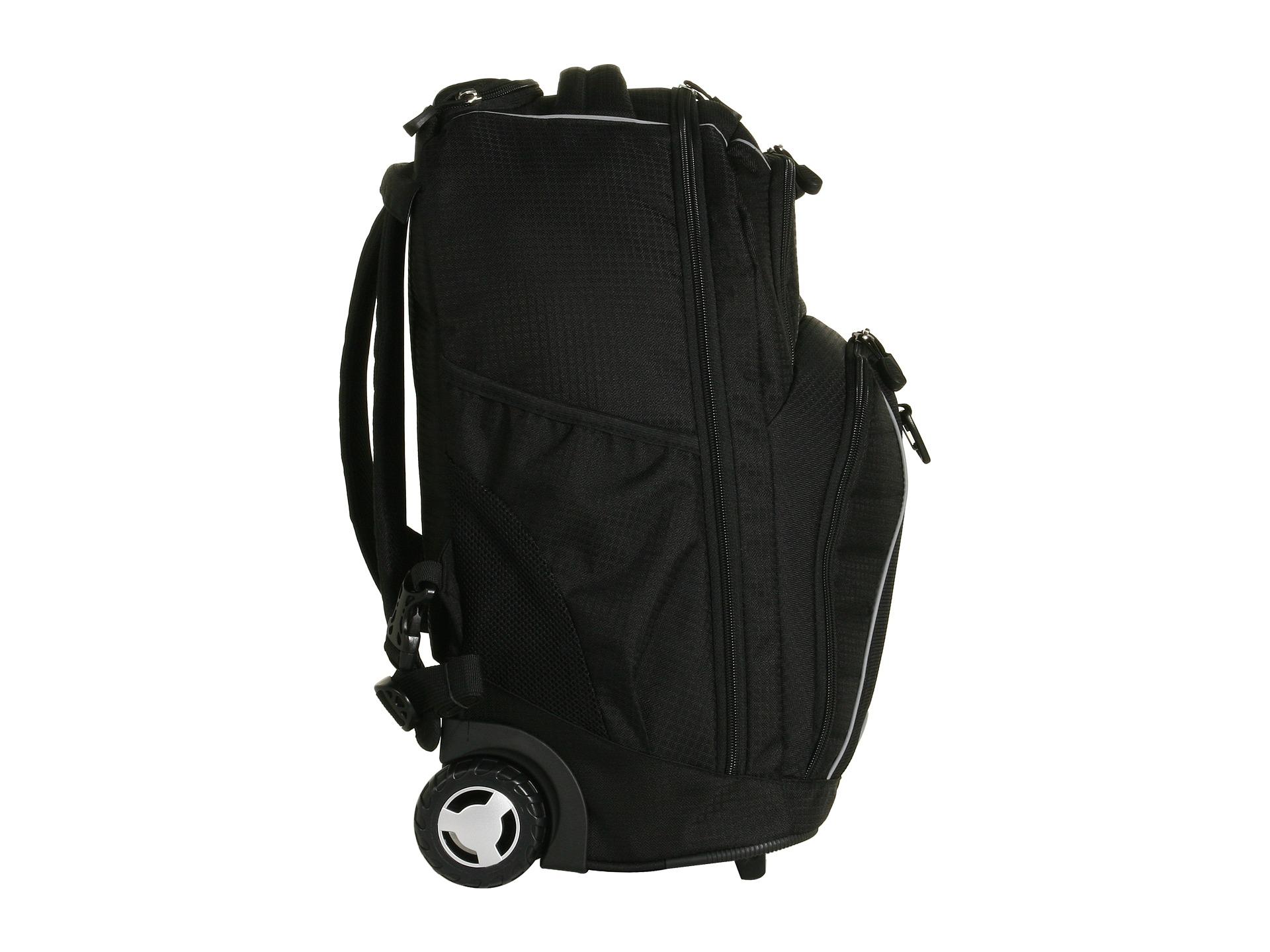 High Sierra Freewheel Wheeled Backpack - Zappos.com Free Shipping ...