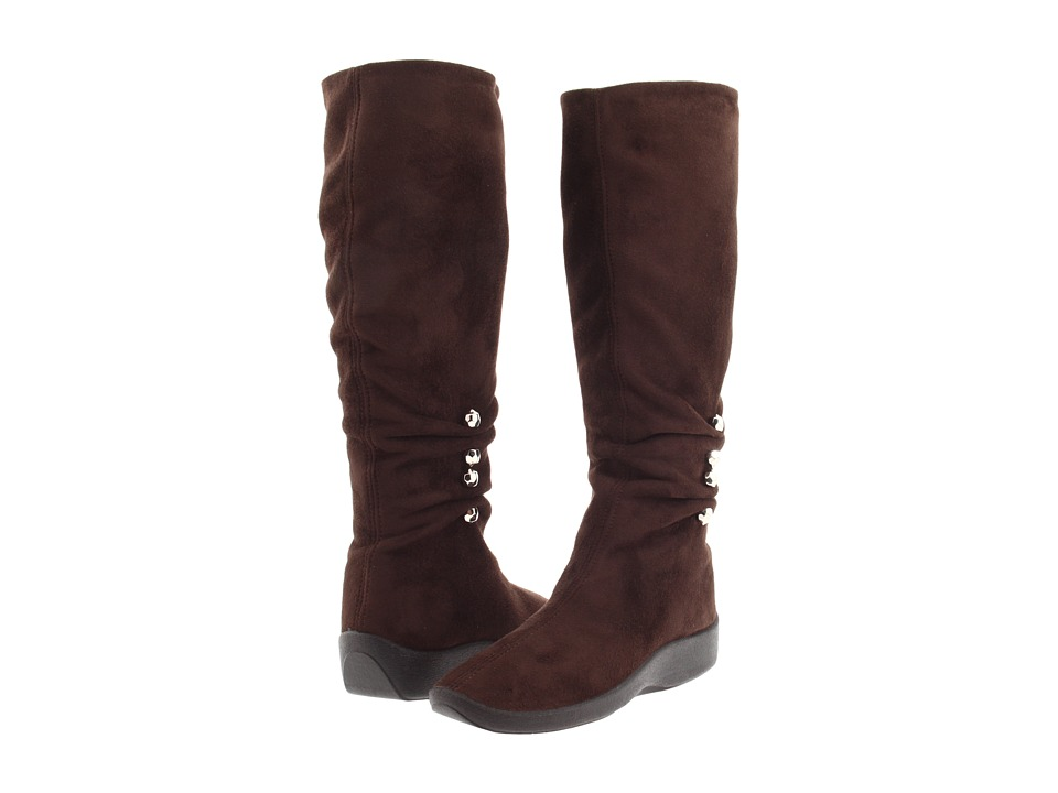 Arcopedico Liana (Brown Suede) Women