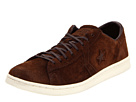 Converse by John Varvatos - Pro Leather Ox (Dark Brown/Off White) - Footwear