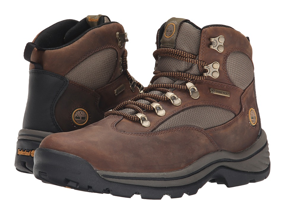 Timberland - Chocorua Trail with Gore-Tex Membrane (Brown) Women