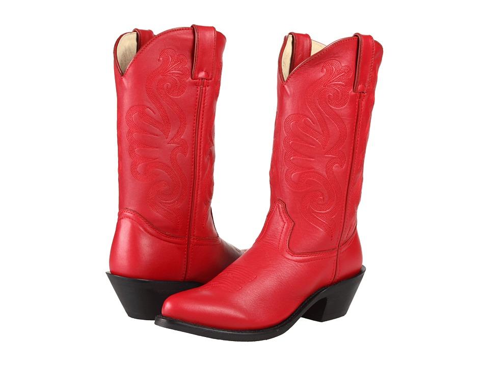 Durango RD4105 (Wild Red) Cowboy Boots