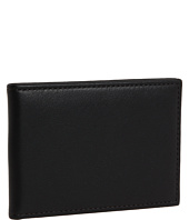 Bosca - Nappa Vitello Collection - Front Pocket Wallet w/ Clip