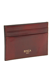 Bosca - Old Leather Collection - Front Pocket Wallet w/ Money Clip