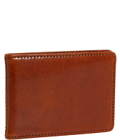 Bosca - Old Leather New Fashioned Collection - Front Pocket Wallet w/ Clip