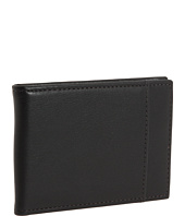 Bosca - Old Leather New Fashioned Collection - Bifold Front Pocket Wallet