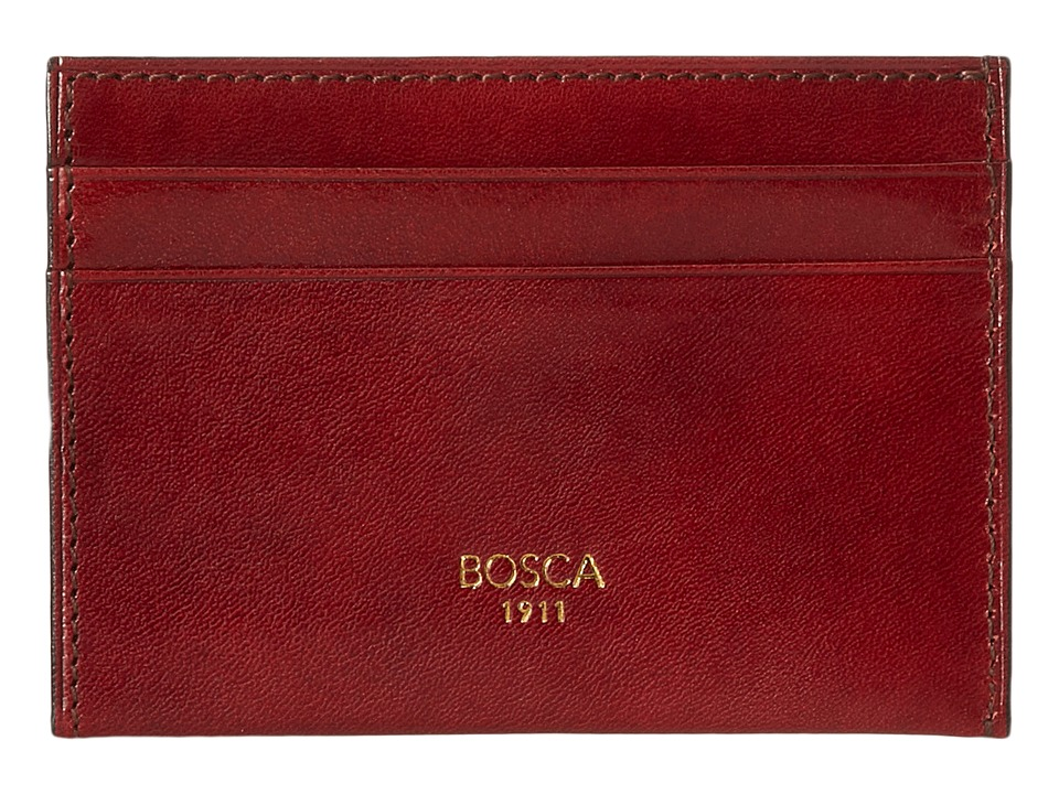 Bosca Bosca - Old Leather Collection - Weekend Wallet