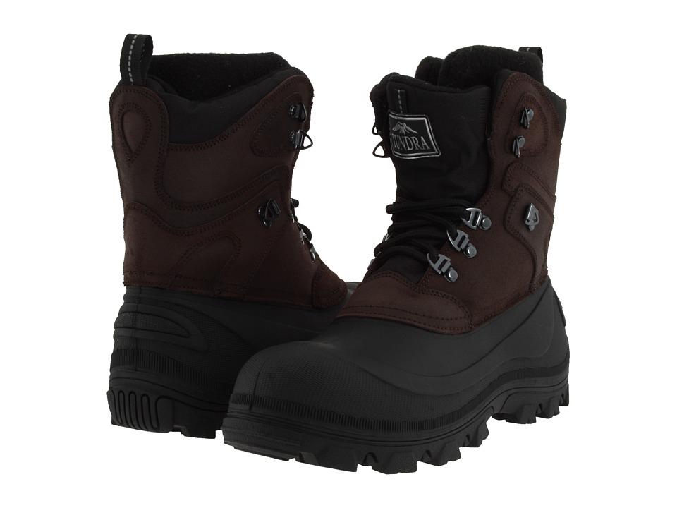 Tundra Boots - Dakota (Black/Brown) Men