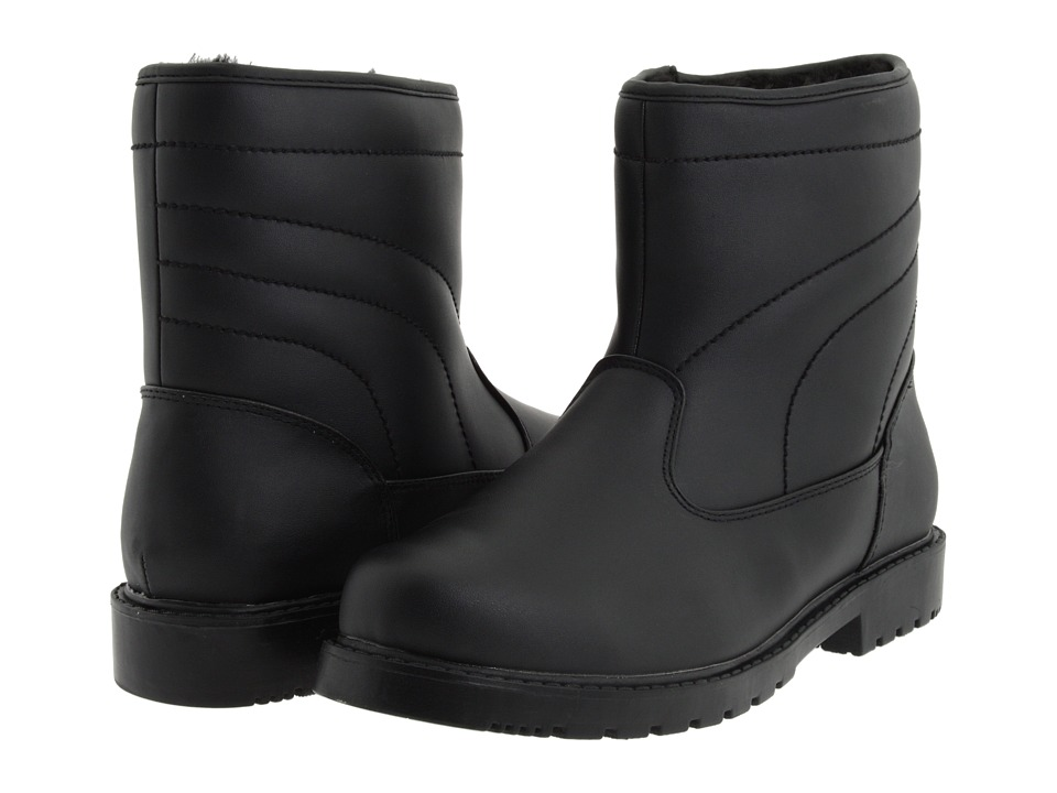 Tundra Boots Abe Black Mens Cold Weather Boots