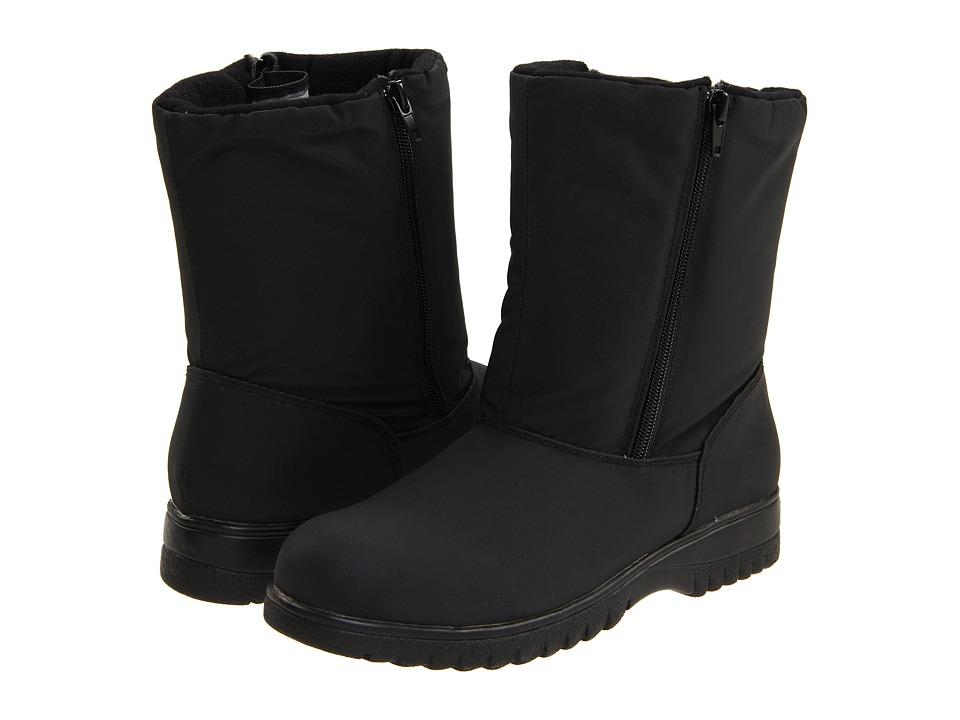 Tundra Boots - Fran (Black) Women