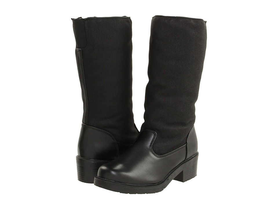 Tundra Boots Tabitha Black Womens Cold Weather Boots