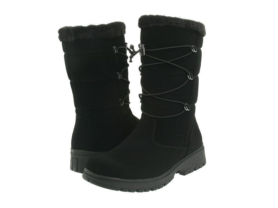 Tundra Boots - Lacie (Black) Women