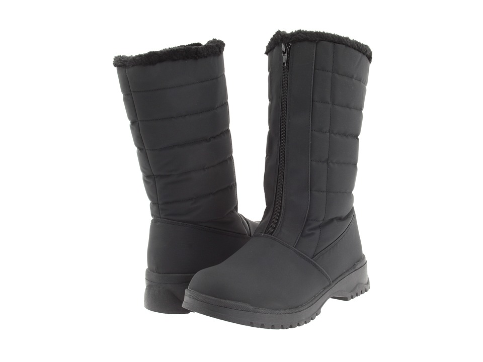 Tundra Boots Christy (Black) Women's Cold Weather Boots