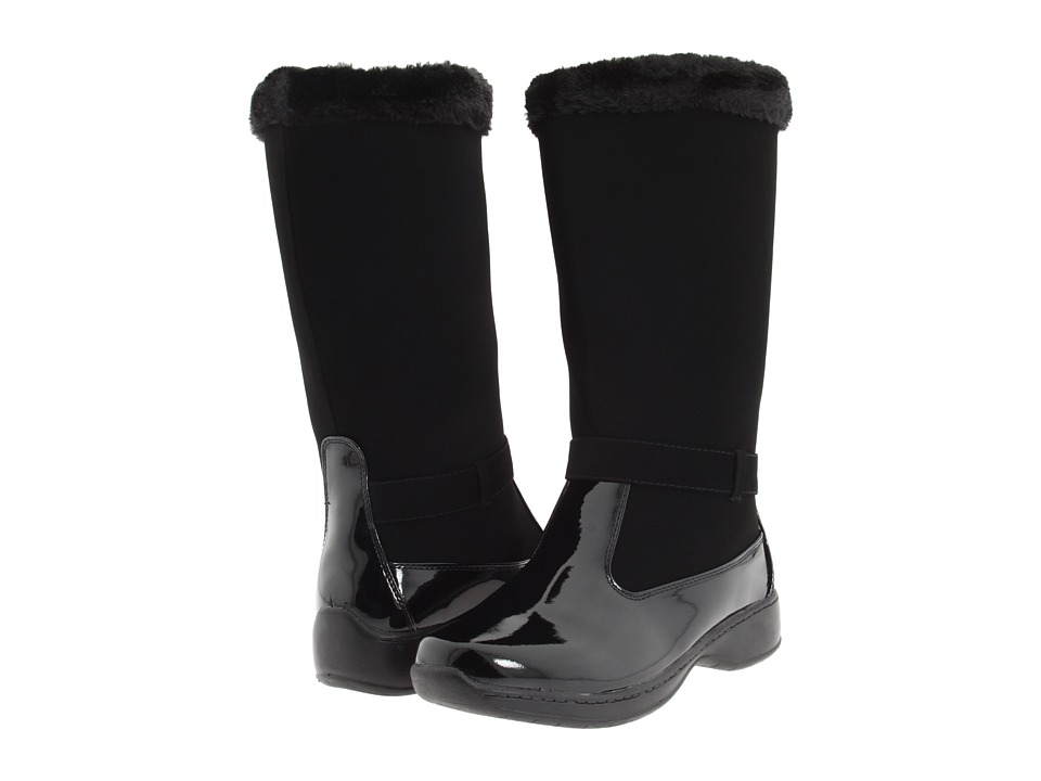 Tundra Boots Sara Black Womens Cold Weather Boots