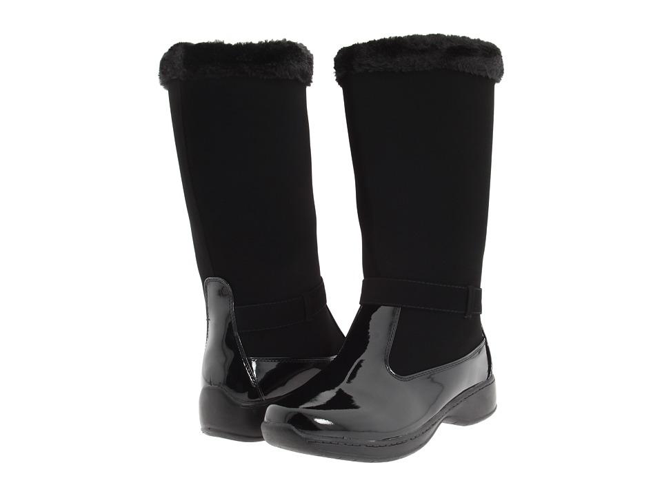 Tundra Boots - Sara (Black) Women