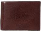 Bosca Credit Wallet w/ ID Passcase