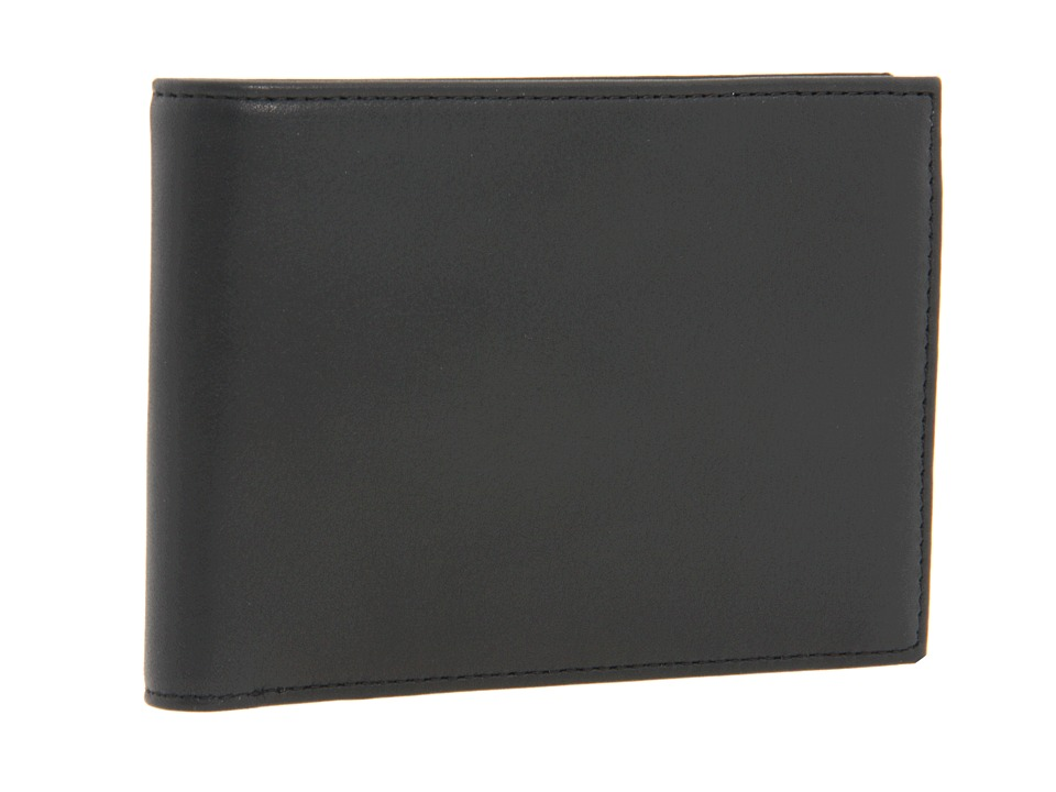 Bosca Bosca - Nappa Vitello Collection - Credit Wallet w/ ID Passcase